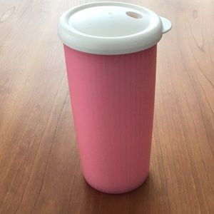 Tupperware Insulated Tumbler with Dripless Seal